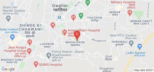 Maharana Pratap College of Allied Science, City Center, Jiwaji University, Mahalgaon, Gwalior, Madhya Pradesh, India