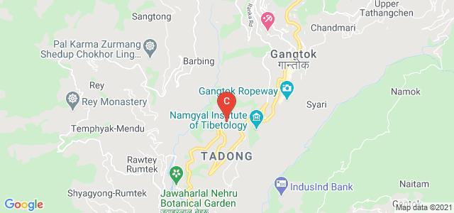 Sikkim Manipal College of Physiotherpy, Upper Tadong, Tadong, Gangtok, Sikkim, India