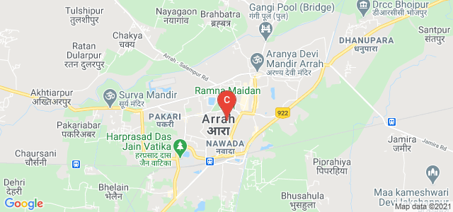 Maharaja College, South Ramna Road, Begampur, Rajendra Nagar, Nawada, Ara, Bihar, India