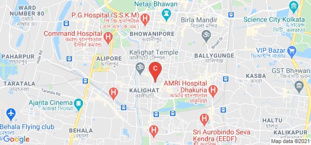 Deshbandhu College For Girls, Manoharpukur, Kalighat, Kolkata, West Bengal