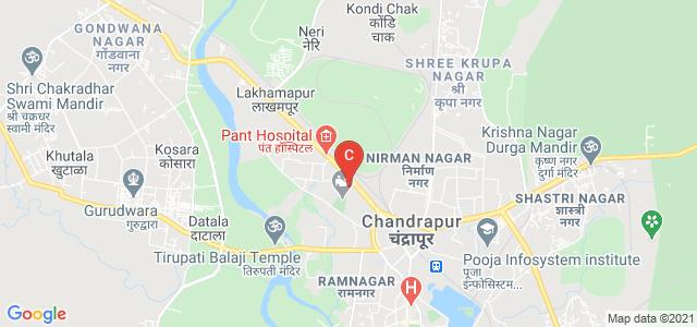 Janata Mahavidyalaya, Civil Lines, Chandrapur, Maharashtra, India