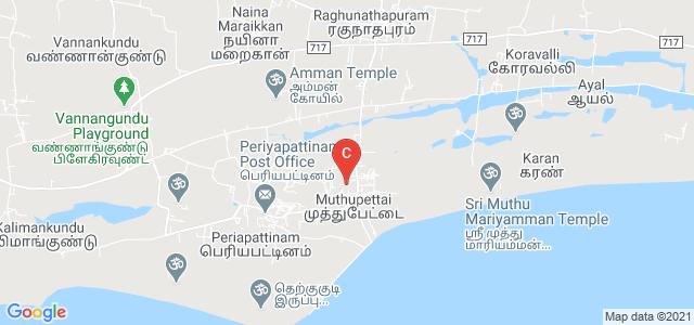 Caussanel College of Arts and Science, North Street, Sethu nagar, Arasur, Muthariyarnagar, Ramanathapuram, Tamil Nadu, India