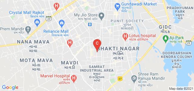 Sarvodaya College of Computer Science - Rajkot, M. College Campus, Gunatit Nagar, Malaviya Nagar, Rajkot, Gujarat, India