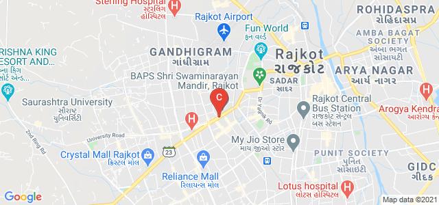 Kalawad Road, Harihar Society, Nutan Nagar, Kotecha Nagar, Rajkot, Gujarat, India