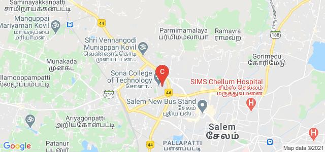 Sona School of Management, Junction Main Road, Suramangalam, Salem, Tamil Nadu, India