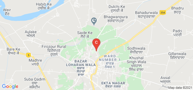 Makhu Gate, Firozpur, Punjab, India