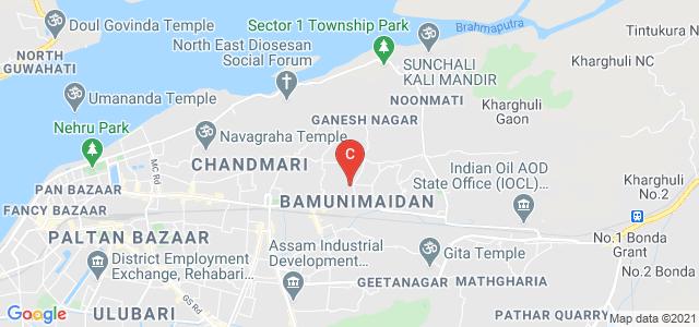 Guwahati College, Jyoti Nagar Road, Bamunimaidam, Guwahati, Assam, India