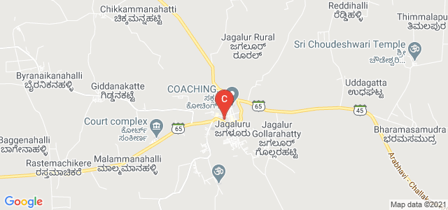 Jagalur, Davangere, Karnataka 577528, India