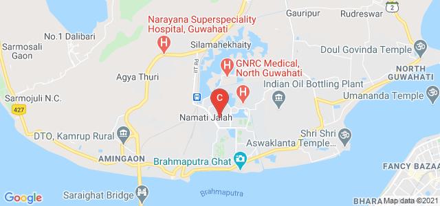 Indian Institute of Technology Guwahati, North, Amingaon, Guwahati, Assam, India