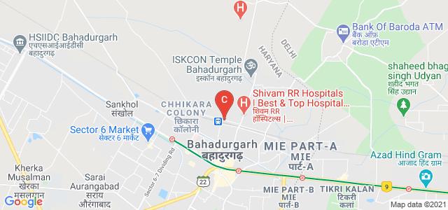 Vaish Arya Kanya Mahavidyalaya, South Extension Part 2, Bahadurgarh, Haryana, India