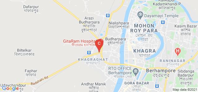 Berhampore College, State Highway 11, Khagraghat, Berhampore, West Bengal, India