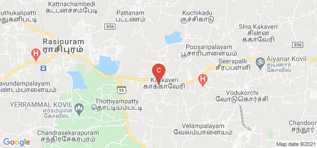 Muthayammal Memorial College of Arts and Science, Pattanam - Kakkaveri Road, Rasipuram, Namakkal, Tamil Nadu, India