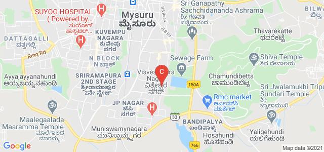 Hindustan First Grade College, Mysore, Vidayaranya Puram, Visveshwara Nagar, Karnataka, India