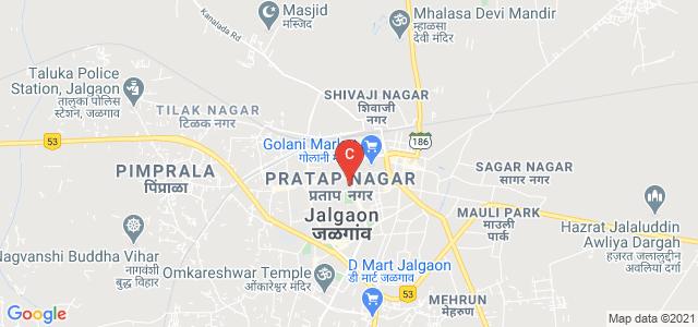 Dr. Annasaheb G. D. Bendale Mahila Mahavidyalaya, Mahatma Gandhi Road, Pratap Nagar, Jalgaon, Maharashtra, India