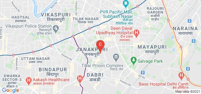 Maharaja Surajmal Institute Of Technology, Janakpuri, Delhi, India