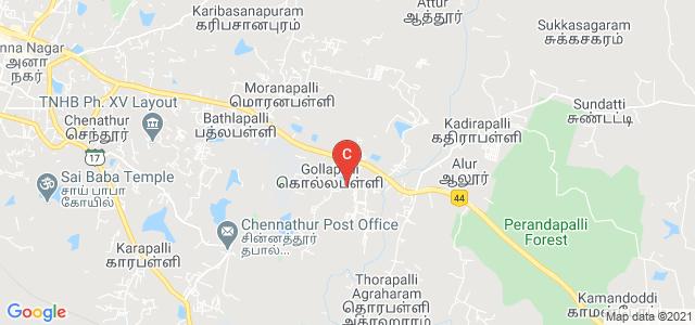 Adhiyamaan College of Engineering, Kumudepalli, Hosur, Tamil Nadu, India