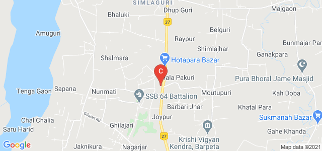 B H College, Howly, NH37, Howly, Assam, India