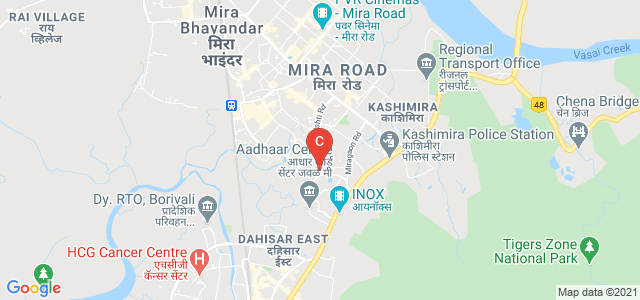 Royal College of Arts, Science and Commerce, Sector 6, Sector 2, Srishti Complex, Mira Road East, Mira Bhayandar, Thane, Maharashtra, India