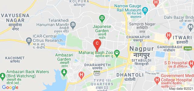 G. S. College of Commerce & Economics, Nagpur, HP Petrol Pump, Amravati Road, Civil Lines, Nagpur, Maharashtra, India
