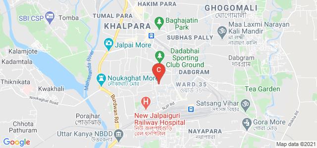 Surya Sen Mahavidyalaya, Surya Sen Colony, Babupara, Siliguri, West Bengal, India
