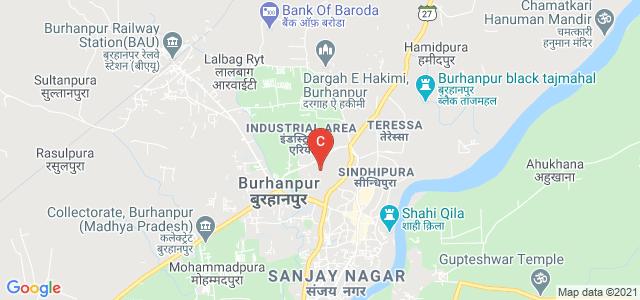 Dr. Zakir Husain Academy Burhanpur, Industrial Area, Burhanpur, Madhya Pradesh, India