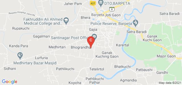 Barpeta B.T. College, Bartari, Barpeta, Assam, India