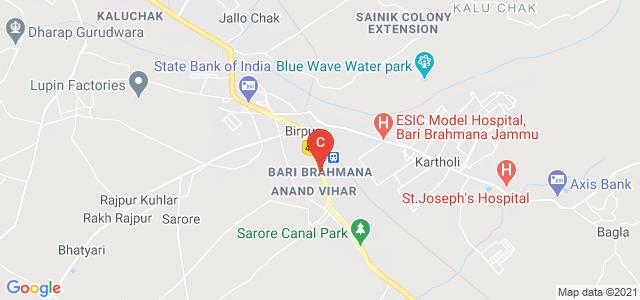 Bari Brahmana, Jammu