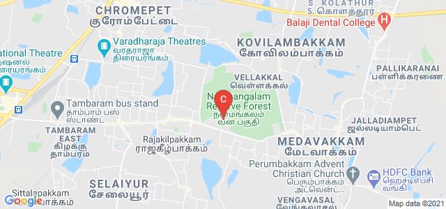 SIVET College, Velachery - Tambaram Main Road, Gowrivakkam, Sembakkam, Chennai, Tamil Nadu, India