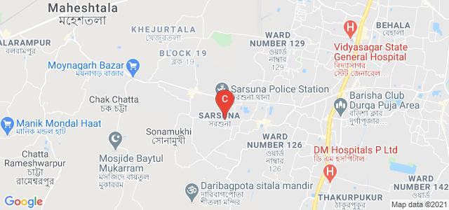 Sarsuna College, Ho Chi Minh Sarani, S S Township, Behala, Kolkata, West Bengal, India
