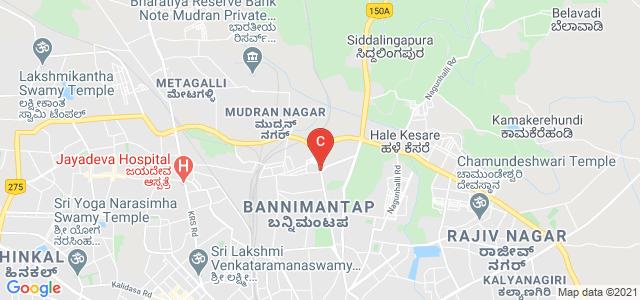 JSS University, Bannimantap A Layout, Bannimantap, Mysuru, Karnataka, India