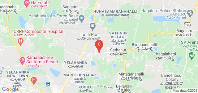 Brindavan College, Bagalur Main Road, Vijaynagar, Yelahanka, Bangalore, Karnataka, India
