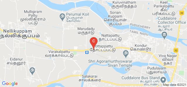 S.Kumarapuram, State Highway 9, Marudadu, Cuddalore, Tamil Nadu 607109, India