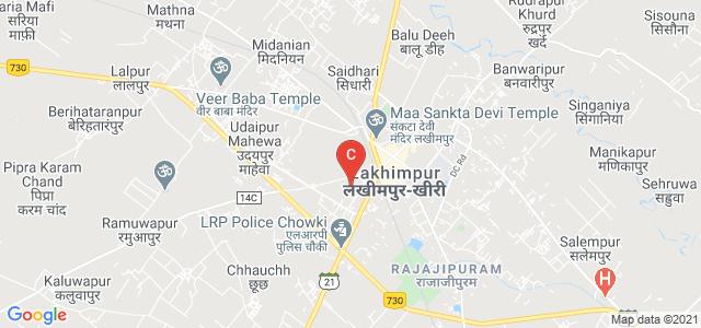 Yuvraj Dutta P G College, Sitapur Rd, Rajgarh, Maharaj Nagar, Lakhimpur, Uttar Pradesh, India