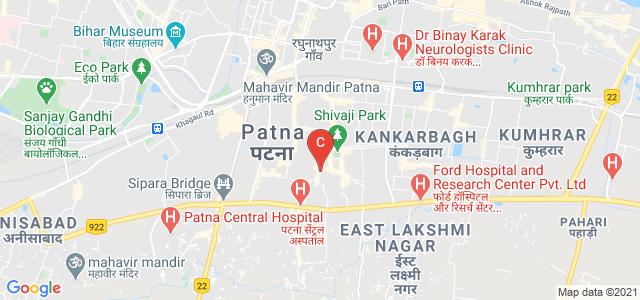R.K.D College, Kankarbagh Road, Ashok Nagar, Lohia Nagar, Patna, Bihar, India
