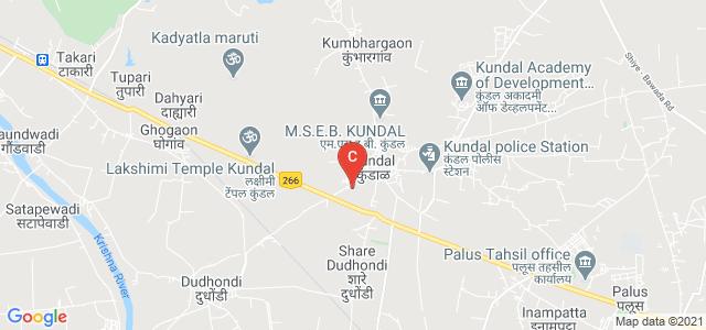 Krantiagrani G. D. Bapu Lad College, Kundal, Maharashtra, India