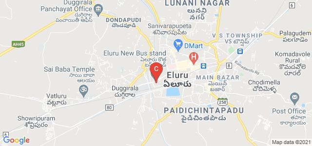 CH. SD. St. Theresa's College Autonomous, Sriram Nagar, Eluru, Andhra Pradesh, India