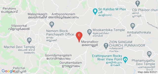 Christ Nagar College, Thiruvananthapuram, Kerala, India