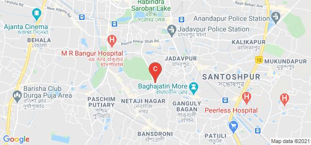 Vijaygarh Jyotish Ray College, Bijoygarh, Jadavpur, Kolkata, West Bengal, India