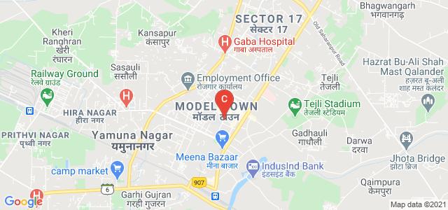 M L N College, Santpura Gurudwara Road, Model Town, Yamuna Nagar, Haryana, India