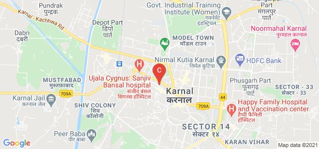 KVA DAV College For Women, New Janta Market, Sadar Bazar, Karnal, Haryana, India