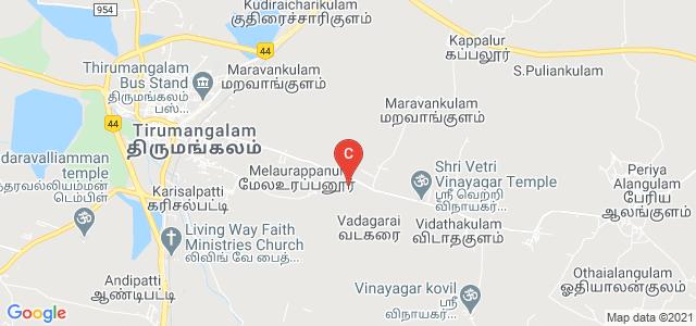 PKN Arts and Science College, Vadagarai, Madurai, Tamil Nadu, India