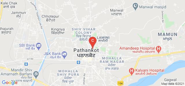 R.R.M.K Arya Mahila Mahavidyalaya, Lamini, Pathankot, Punjab, India
