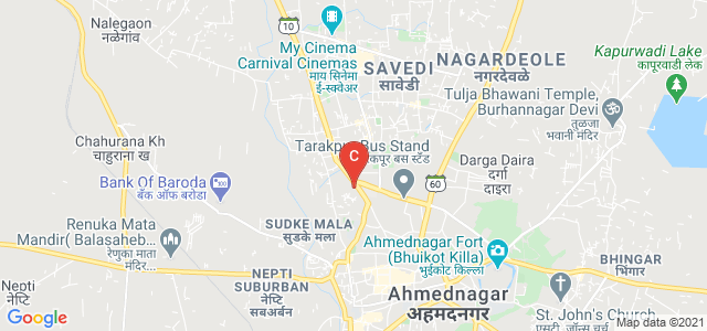 Pemraj Sarda College, Savedi Road, Opp. Civil Hospital, Tarakpur, Ahmednagar, Maharashtra, India