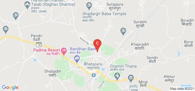 Gajanand Agarwal College, Unnamed Road, Gurunanak Ward, Bhatapara, Chhattisgarh, India