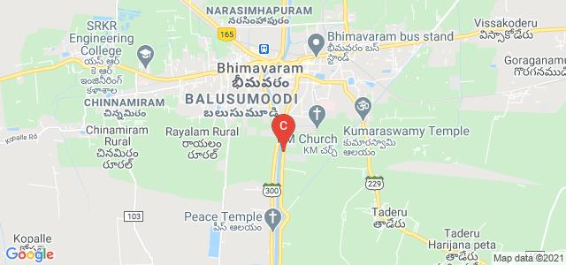 Dirusumarru Road, Bank Colony, Bhimavaram, Andhra Pradesh 534201, India
