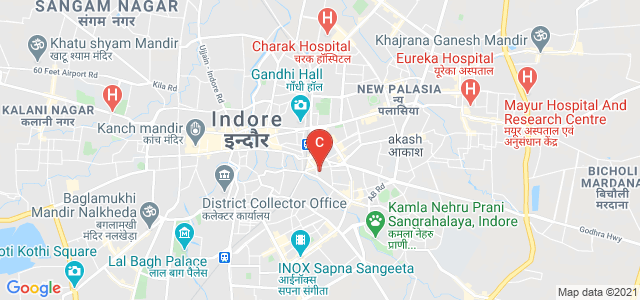 Indore Christian College, Nasia Road, Chhawni, Indore, Madhya Pradesh, India