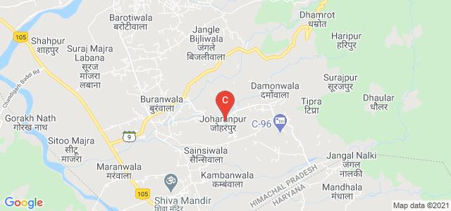 Barotiwala Kalka Road, Barotiwala, Himachal Pradesh, India