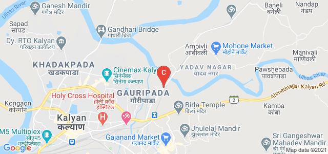 Kalyan, Thane, Maharashtra 421103, India