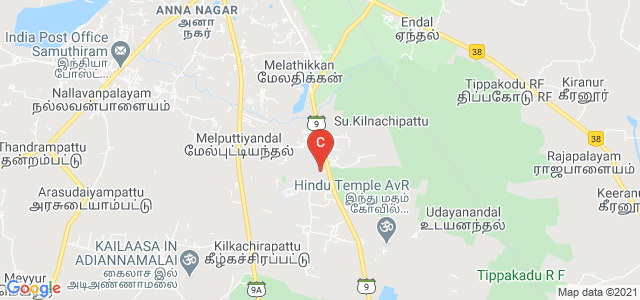 Kamban Arts & Science College For Women, State Highway 9, Velu Nagar, Tiruvannamalai, Tamil Nadu, India