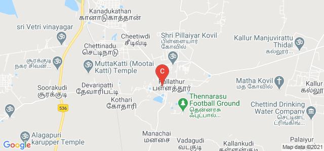 Seethalakshmi Achi College for Women, Pallathur, Tamil Nadu, India